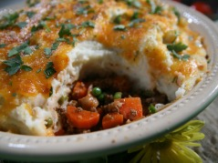 Melissa's Shepherd's Pie. Image from www.foodnetwork.com