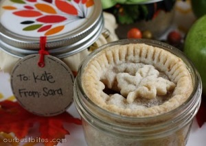 Apple Pie In A Jar! Image from www.ourbestbites.com