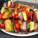 Click Picture for Sensational Sirloin Kabobs. Image from www.allrecipes.com
