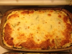 Veggie Lasagna From The Copycat Kitchen
